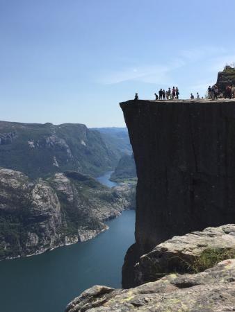 Photo of Lysefjord