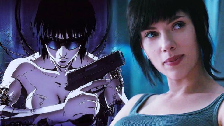 Tudo sobre GHOST IN THE SHELL (animes + mangá) | Pipoca e Nanquim Especi...
