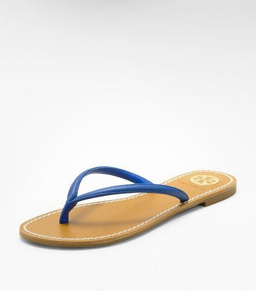Abitha Sandal by Tory Burch at Heidi Says Shoe Salon