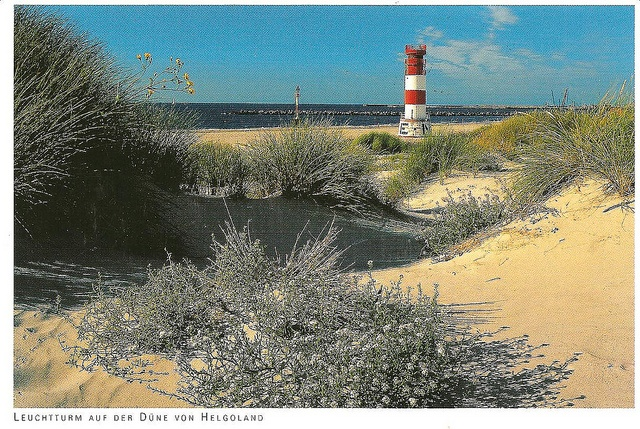 Germany; Helgoland lighthouse. by manxious, via Flickr