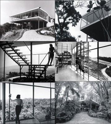 Casa de Vidro, 1950 - Lina Bo Bardi, São Paulo, BR