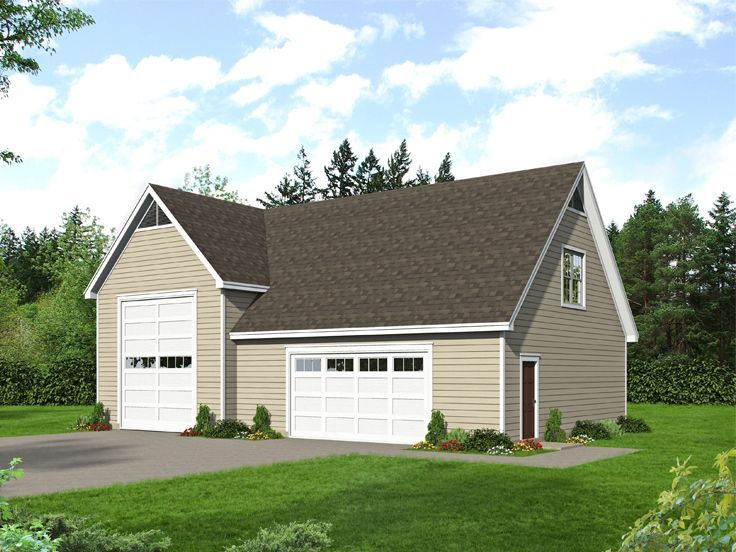 Pin On Garage Plans With Boat Storage
