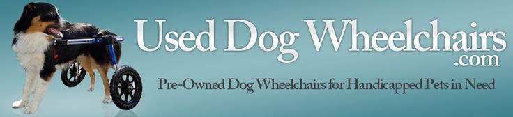 Used Dog Wheelchairs - If you have an adjustable wheelchair, these are highly appreciated donations because they can be adjusted to fit any size dog.