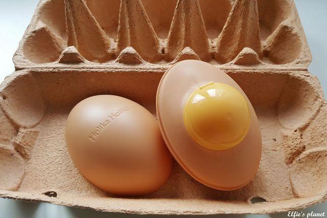 Elfie's planet: Holika Holika Sleek Egg Skin Cleansing Foam