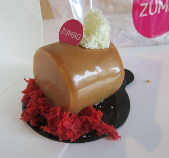 Adriano Zumbo Coffee Cake