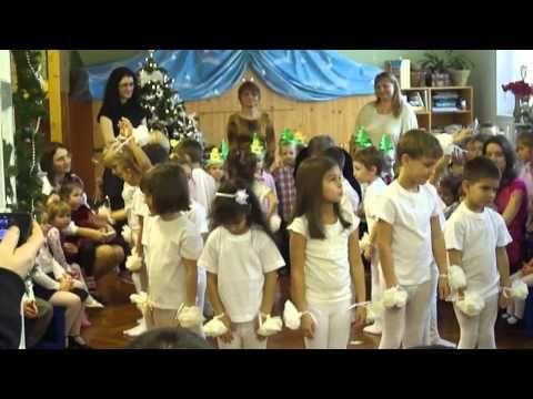 Jónás Ádám karácsonyi tánc - YouTube