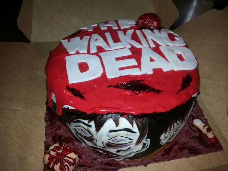 Torta the walking dead