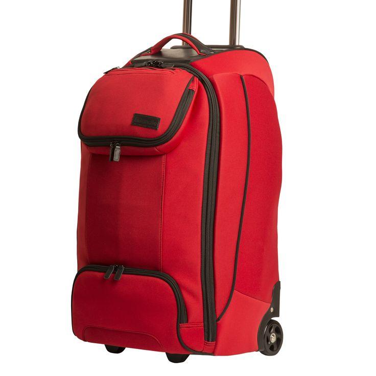 BBundle by Combhard, Tracker bag  neoprene and leather