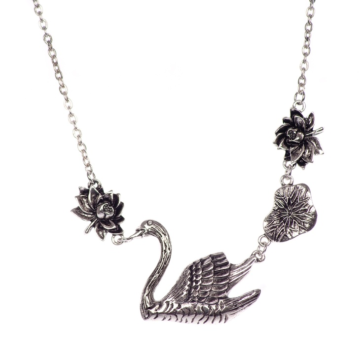 Swan lake necklace coming soon!