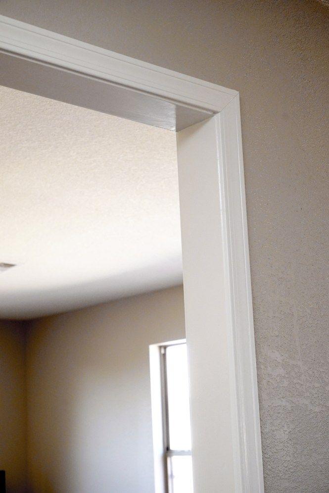 How To Frame A Doorway For Barn Doors Diy Guide Hello Hayley Blog