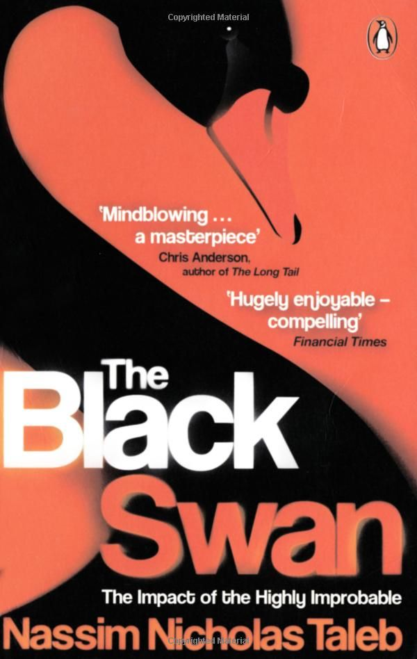 The Black Swan: The Impact of the Highly Improbable: Amazon.co.uk: Nassim Nicholas Taleb: Books