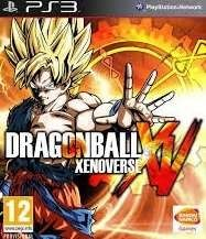 Dragonball Xenoverse PS3 [Elektronisk resurs] #tvspel #ps3