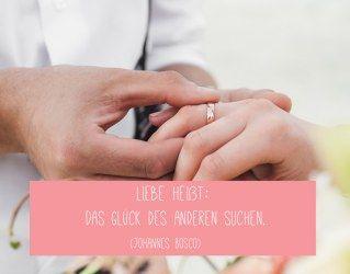 Die schönsten Trausprüche für deine Hochzeit