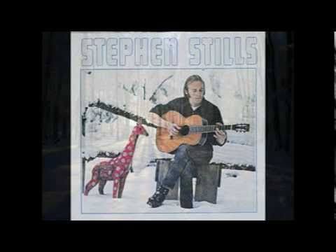 Stephen Stills - Love The One You're With <--it's pretty much a song about adultery, but I still like it