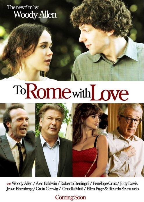 To Rome With Love.
