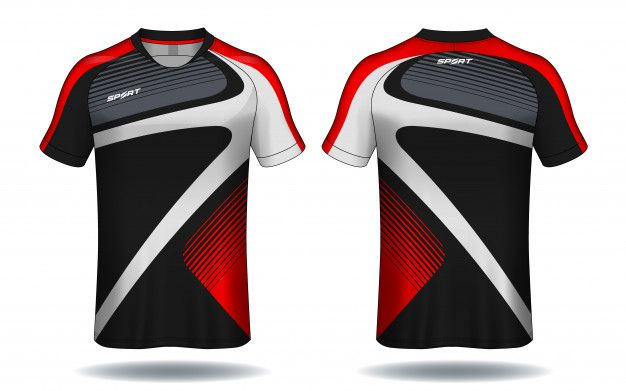 Download Soccer Jersey Template Sport T Shirt Design Sports Tshirt Designs Sport Shirt Design Polo Shirt Design