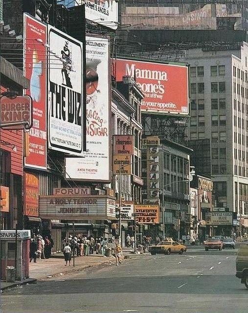 New York City, 1978 (flickr,vintageapple)