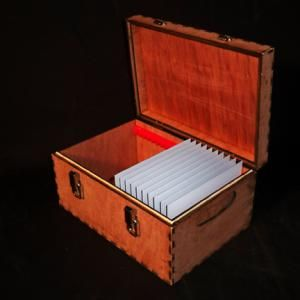 $55 - 8x10 Plate Storage Boxes