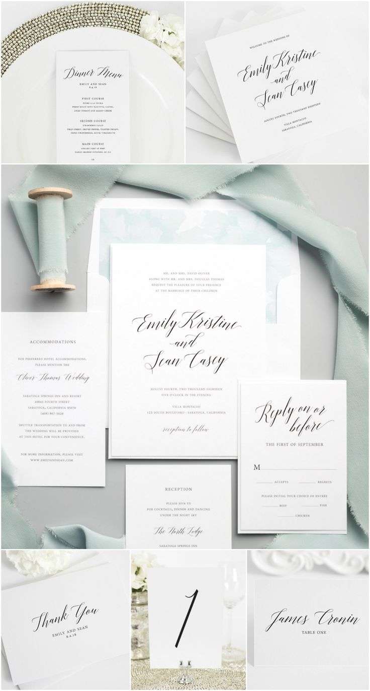 4044 Best Romantic Wedding Invitation Wording Images On Pinterest