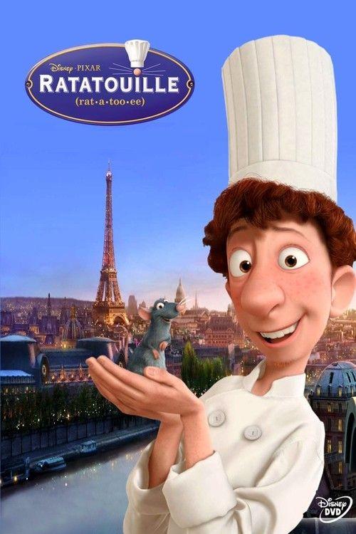 Watch Ratatouille (2007) Full Movie Online Free
