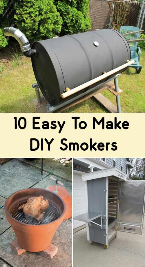 10 Easy To Make DIY Smokers Smoking is the process of flavoring, browning, cooking, or preserving food by exposing it to smoke from burning or smoldering material, most often wood. Meats and fish are the most common smoked foods, though cheeses, vegetables, and ingredients used to make beverages such as whisky, smoked beer, and lapsang souchong tea are also smoked. Are you looking for the ultimate meat smoking times and temperatures? Look no further because today I am sharing an infograph…
