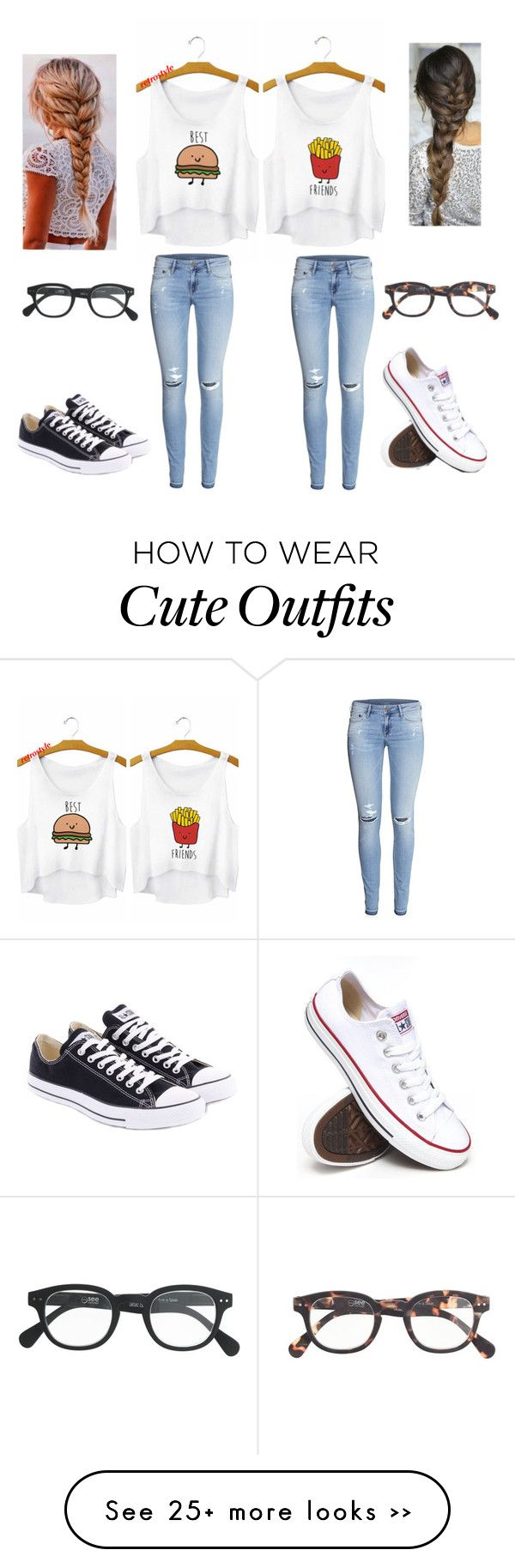 """Just another best friend outfit"" by alexistkachuk on Polyvore"