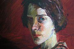 Ruth Smith - selvportræt