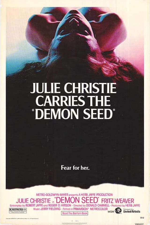 """Demon Seed"" adapted from a novel by Dean Koontz"