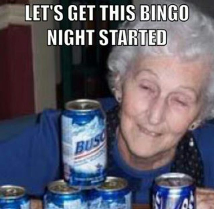 Funny Meme Old Lady : Best crazy old lady bingo images on pinterest