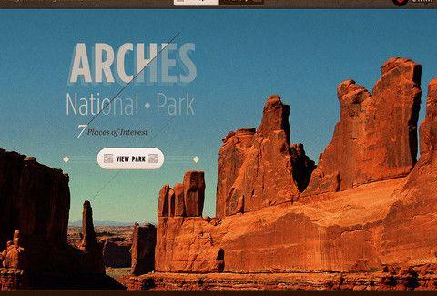Parcs nationaux : des applis gratuites à emporter avec soi