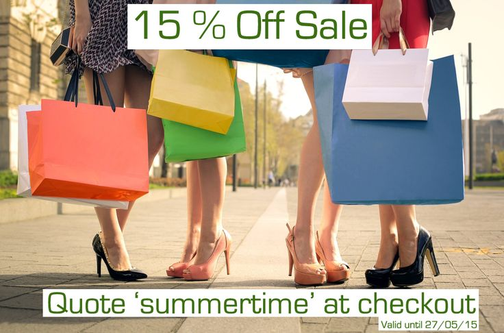 Did you know there's a sale on at Shoesdays???