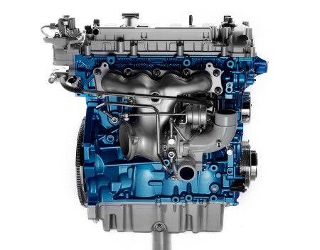 Ford ecoboost engine