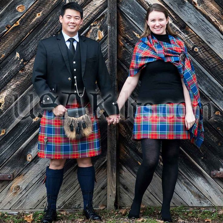 "USA Kilts are American kilt makers who have been making custom made men's kilts in authentic clan tartans since 2003. We offer a full range of kilts from our budget casual kilt (not a ""cheap kilt"") to our traditional machine sewn, hand finished kilt. We specialize in all aspects of highland wear, from different Celtic countries offering Scottish, Irish and Welsh kilts, sporrans, Argyll jackets, hose and other accessories at the best quality for the lowest prices. #USAKilts, #Kilts…"