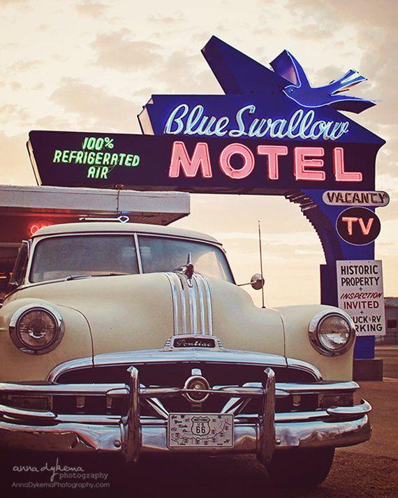 vintage sign midcentury modern mad men neon retro by annadykema