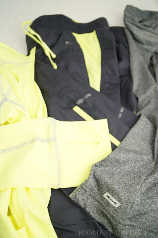 The Domestic Diva » Fashion Find: Affordable Athletic Active Wear at Walmart