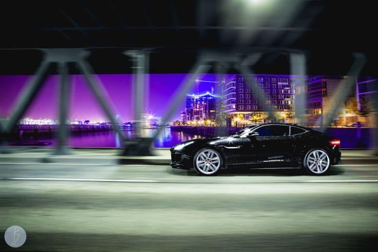 """Raubtier im Käfig""  Der Jaguar in seiner Natürlichen Umgebung ;)  Foto/PP: David Waal Assistenz: Roman E. Auto: Jaguar F-Type R Coupé"