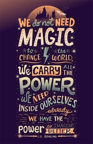 Harry Potter Quote! by lemai13