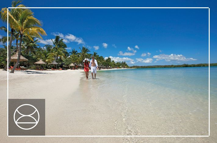 The beach is your playground at Constance Le Prince Maurice, Mauritius