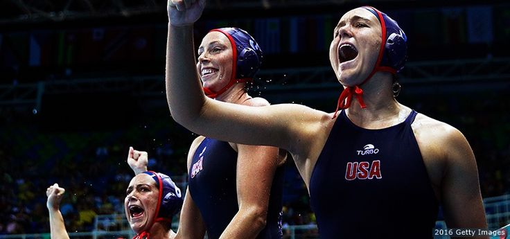 Led by tournament MVP Maggie Steffens, the U.S. women's water polo team went undefeated (6-0) to become the first to successfully defend its Olympic title and the only team to medal at each of the five Olympic Games since the sport debuted in 2000.