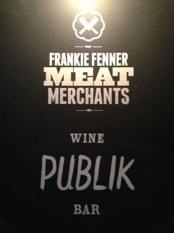 Publik Wine Bar - Eat Out