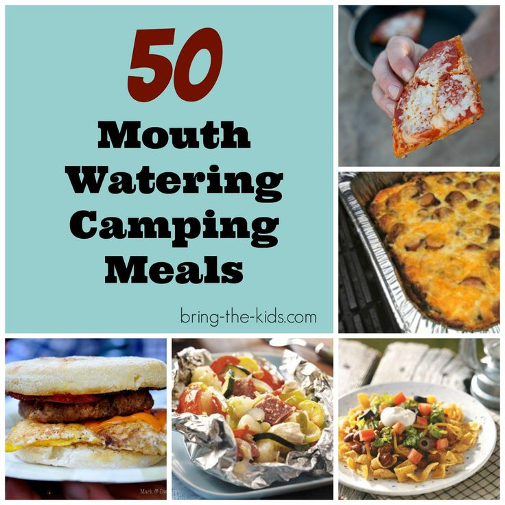 Best Camping Recipes Easy Camping Food Ideas: Best 25+ Camping Checklist Ideas On Pinterest