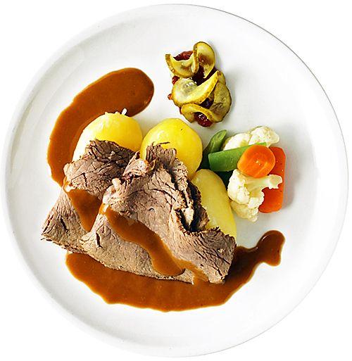 Porterstek på fransyska | Recept.nu