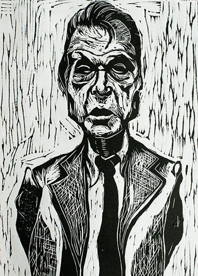 Share Your Art : Francis Bacon by Derek Hollingdrake
