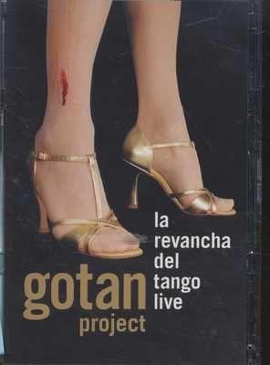 La revancha del tango: live - Gotan project