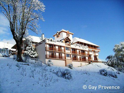Résidence Le Sorbier - Massif des Bauges Location de vacances Gay friendly Saint François de Salès