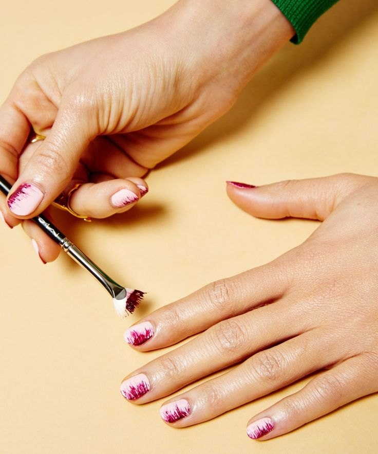The bandana nail art trend that is sweeping Instagram.