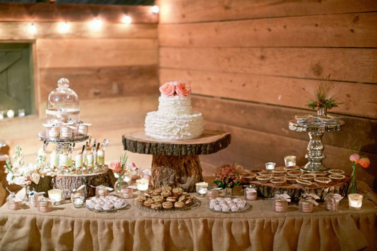 rustic wedding ideas http://prettyweddingidea.com/ @Maggie Moore Libby this is exactly what I had in my head!