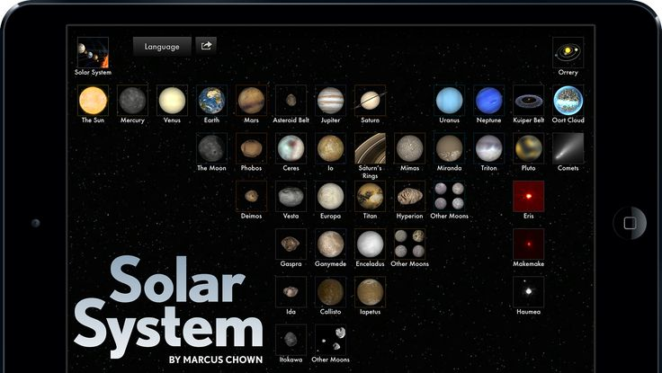 solar system discovery education - photo #23