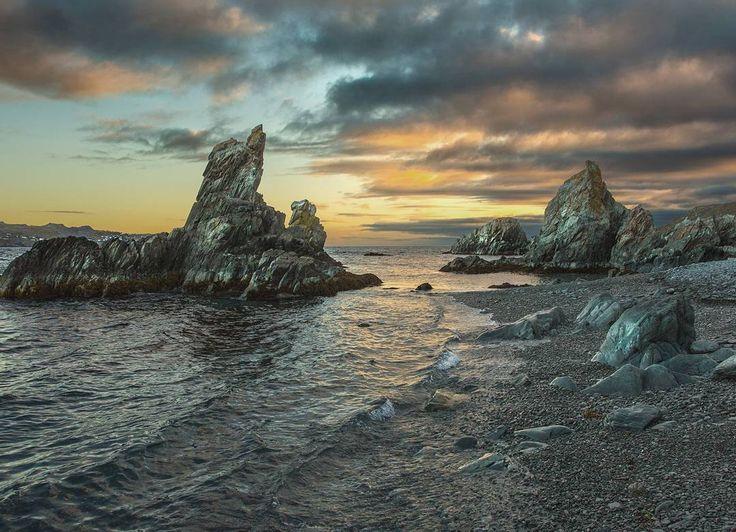 "1,052 Likes, 11 Comments - Newfoundland Labrador Tourism (@newfoundlandlabrador) on Instagram: ""Around here, some of the best treats are handed out at dusk. #ExploreNL #ExploreCanada #MadRocks…"""