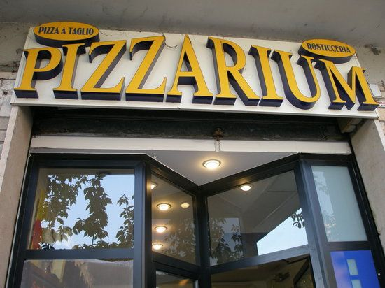 Best pizza in Rome. N of The Vatican city, Via Della Memorial 43